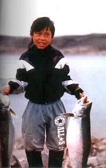 Igloolik Child