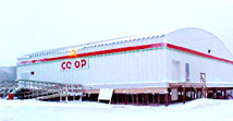 The Igloolik Co-op Store